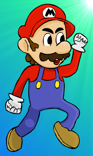 Mario by Nanorim