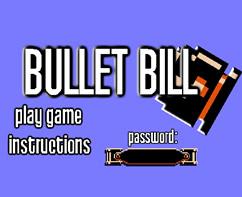 Bullet Bill game