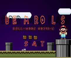 Mario Halloween Flash