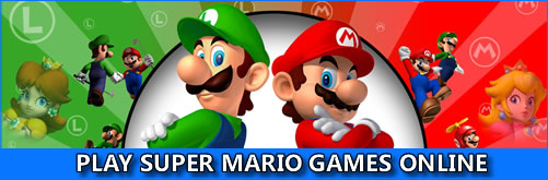 Play Super Mario Games online