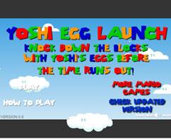 Yoshi Egg Launch