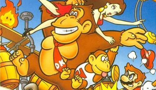 Donkey Kong kidnapping Pauline, Donkey Kong Jr Razzing