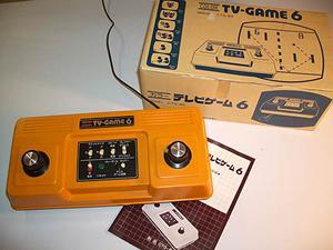 Color TV Game 6 by Nintendo