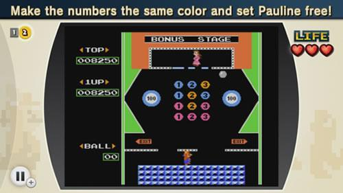 A different spin on Pin Ball, in NES Remix for the Wii U