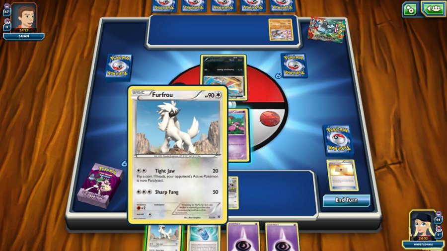 Pokemon Trading Card Game Online 1