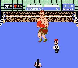 Little Mac vs. Mr. Dream
