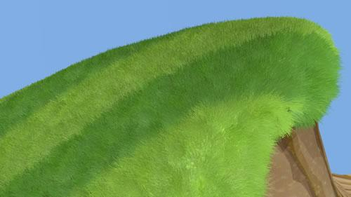 Grass render beta 1