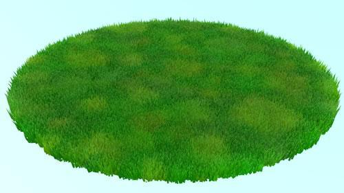 Indie version 3 grass