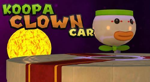 Super Mario CGi: Koopa Clown Car Animation test