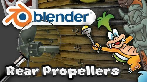 Super Mario CGi: Real Propellers
