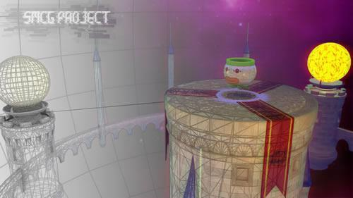 Super Mario CGi: Visual effects post render