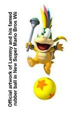Lemmy Koopa - New Super Mario Bros Wii