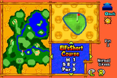Elfs Short Course Hole 1