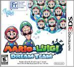 Mario and Luigi: Dream Team Bros box small