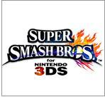 Super Smash Bros 3DS front box