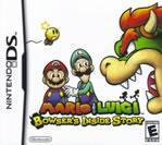 Mario and Luigi Bowsers inside story box cover