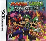 Mario & Luigi Partners in Time box cover