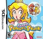 Super Princess Peach box cover