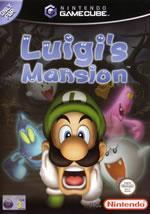 Luigi's Mansion small box art