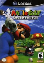 Mario Golf: Toadstool Tour small box art