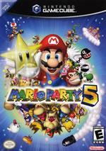 Mario Party 5 small box art
