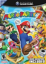 Mario Party 7 small box art