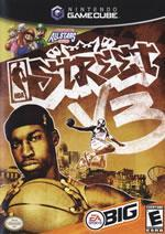 NBA Street v3 small box art