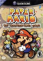 Paper Mario: The Thousand Year Door small box art