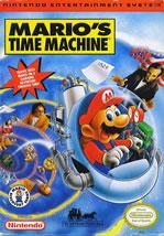 Mario's Time Machine edutainment title on the NES
