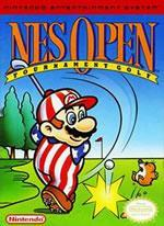 NES Open Tournament golf featured Super Mario too!