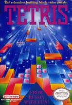 Nintendos classic Puzzler - Tetris on the NES