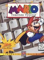 Mario Teaches Typing on the PC helps make learning typing fun