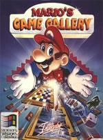 Mario's Game Gallery was a compilation of the Mario games for the PC