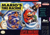 More edutainment from Mario's Time Machine - this time on the SNES