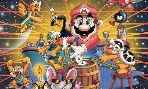 Our Nintendo Power and Mario Comics sections are back