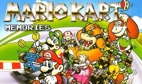 Mario Kart Memories header image
