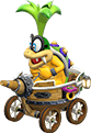 Iggy Koopa in Mario Kart 8
