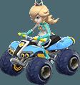 Rosalina in Mario Kart 8