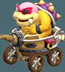 Roy Koopa in Mario Kart 8