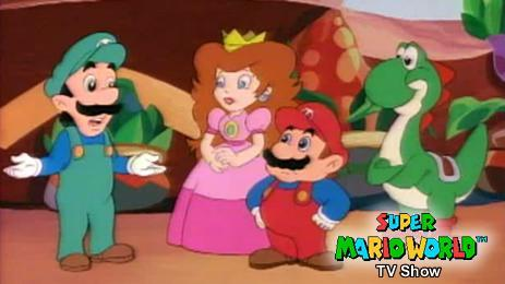 super mario world cartoon tv show complete guide
