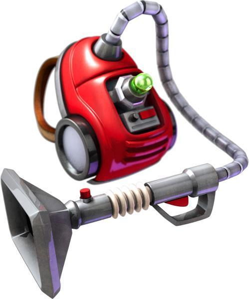 Luigi's Poltergust 5000_4