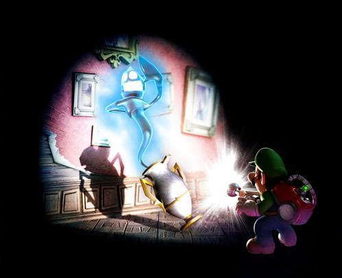 Luigi stunning a Hider
