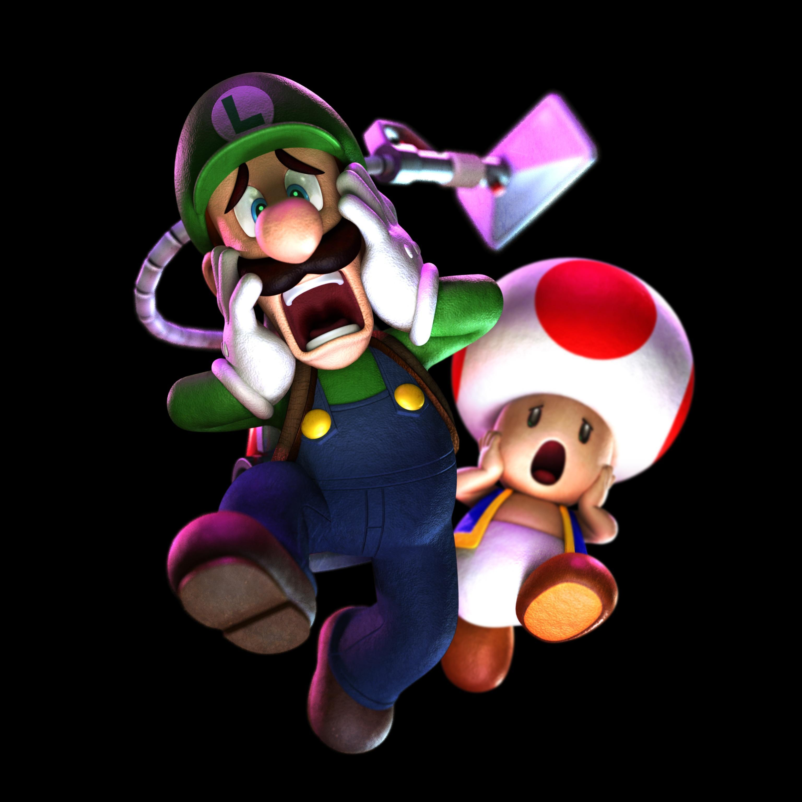Luigi's Mansion 2: Dark Moon (Nintendo 3DS) Character, Ghost