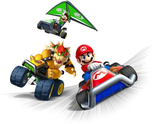 Mario,Bowser and Luigi