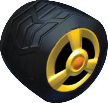 Standard Wheel