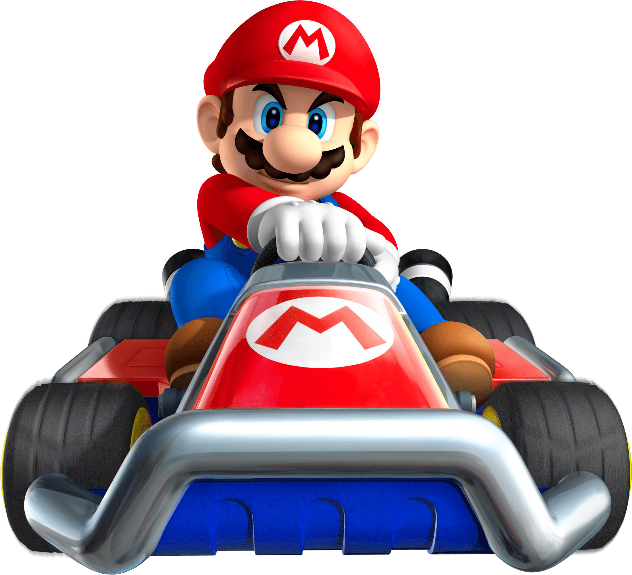 mario kart 7 3ds artwork including karts kart bodies
