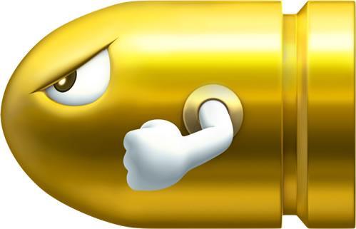 Gold Bullet Bill
