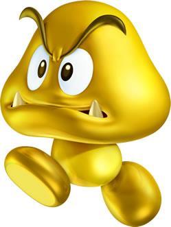 Golden Goomba