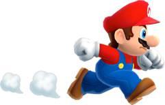 Mario Running