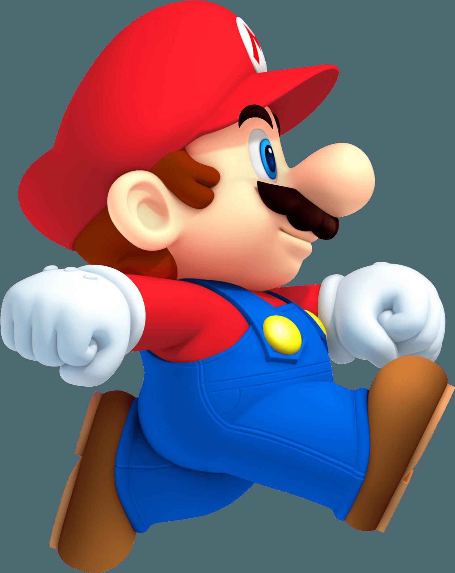 Super Mario Brows